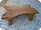 Hardwood Coffee Table 03