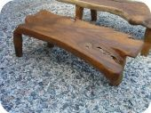 Hardwood Coffee Table 05