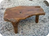 Hardwood Coffee Table 06
