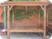 Antique Joglo Bed