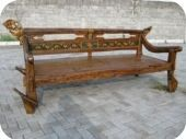 Antique Daybed 4