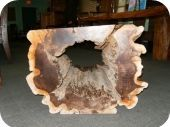 Redwood Free Form Console