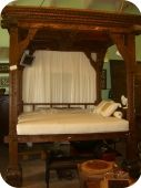 Antique Joglo/ Bed 08