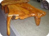Freeform Rootwood Coffee Table