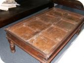 Antique Door Coffee Table